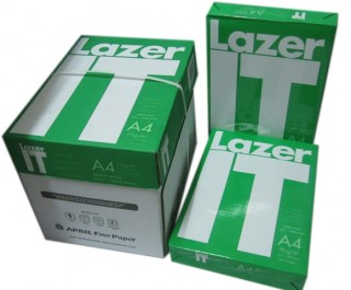 Giấy A4 Lazer IT 70 gsm