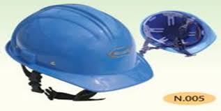 Nón bảo hộ nhựa (khóa cài) N.002