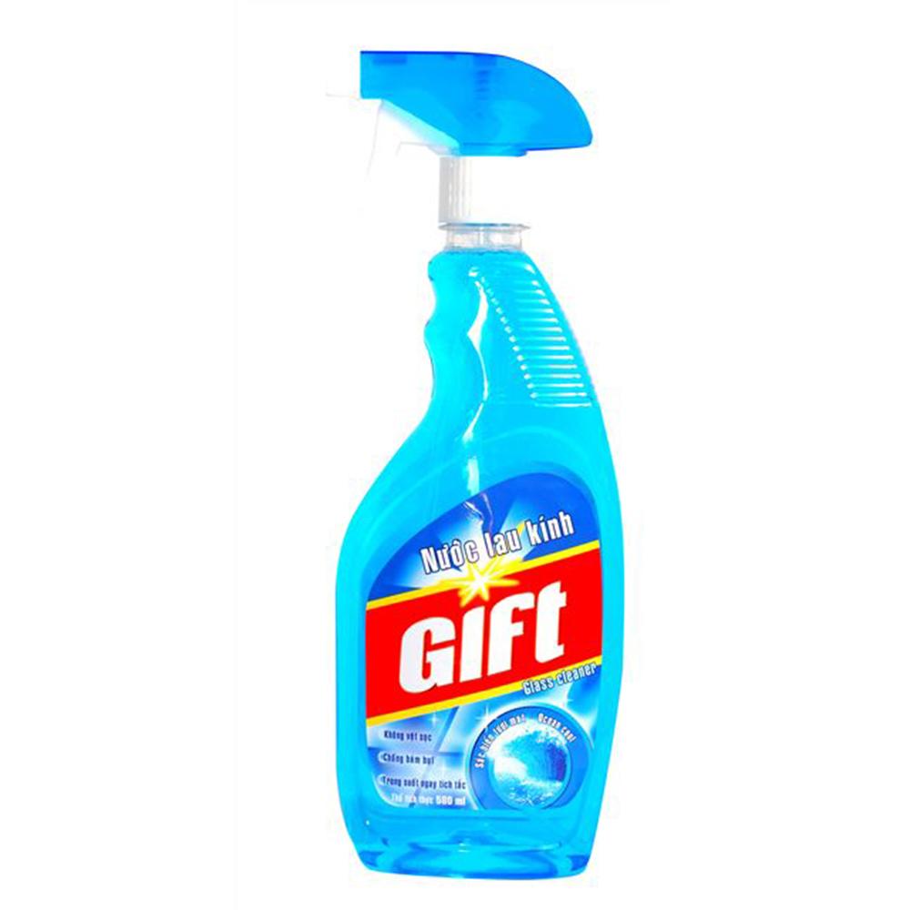 Lau Kính Gift 800 ml