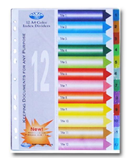 Phân Trang Nhựa 12 số