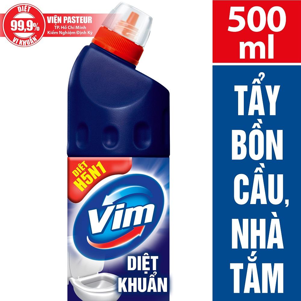 Vim Tẩy Vệ Sinh 500 ml
